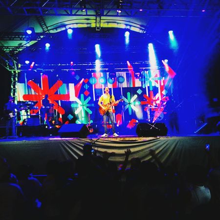 Yesterday show gospel com banda Dominus ?✌?