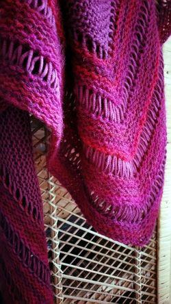 Knitting Yarn Accessories ❤ Shawl