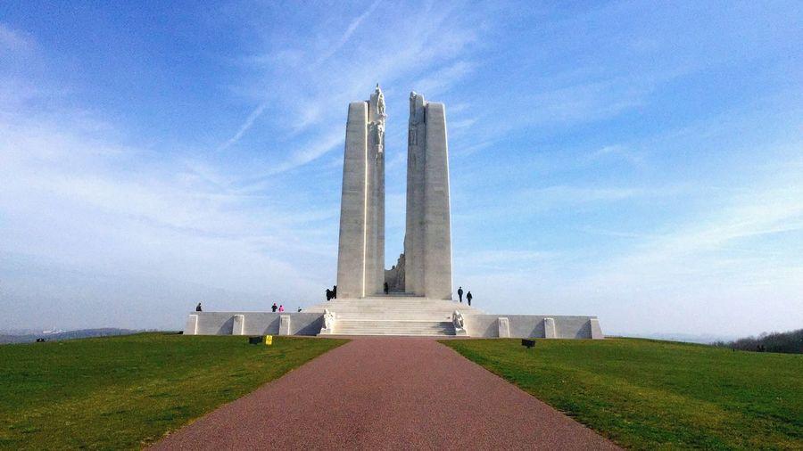 Monuments Hello