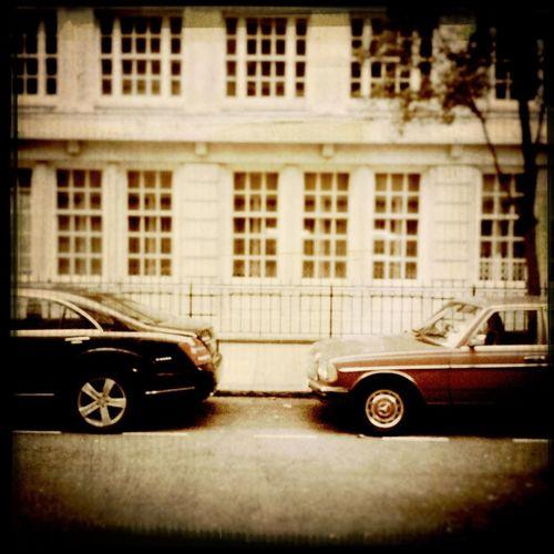 Vintage Mercedes-Classic