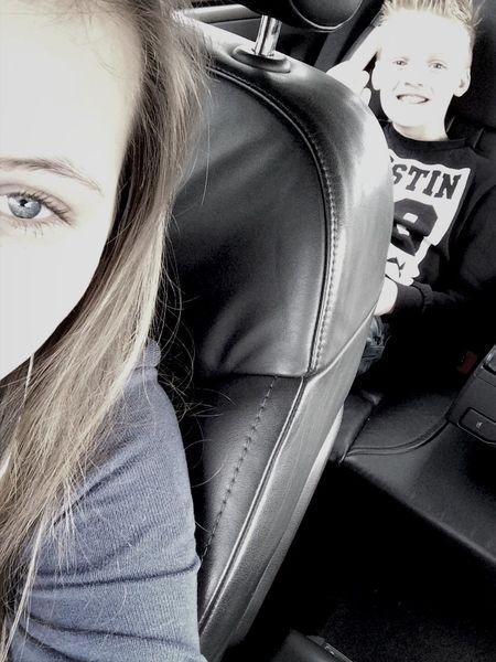 Tbt : ) in the car Enjoying Life First Eyeem Photo