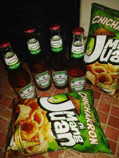 SanMig Apple Flavor Mang Juan Withbrod&cousin HaveFun 💃💃💃💃