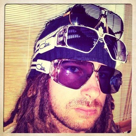 Rockin Cazal's Sunglasses Selfportrait Cazal Vintage