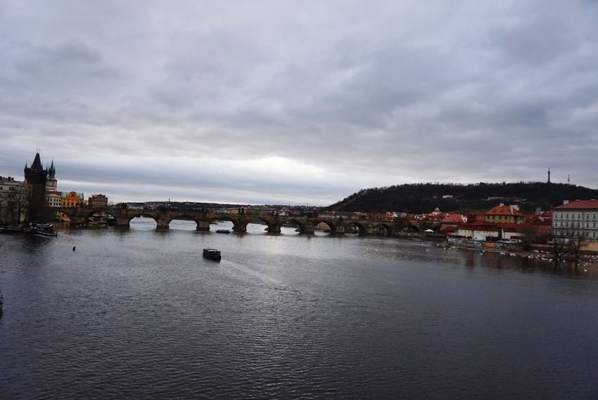 Remember Praha Czech Republic Lovely River
