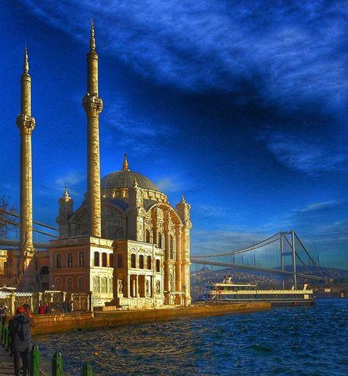 Ortaköy Cami Mosque Boğaz Güzel Foto çekerim Guzelde Edit Yaparım