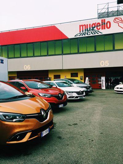 Renault Mugello