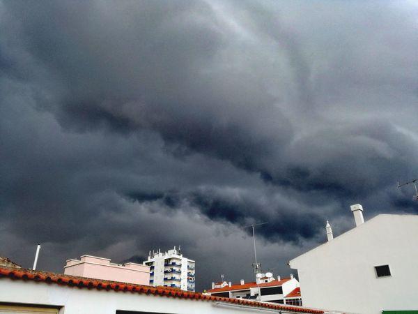 @saobrasdealportel Clouds And Sky Cloud Sky Tempestade