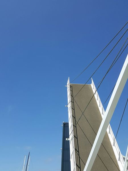 Being a bridge has its ups and downs Auckland New Zealand Bridge Nofilter Minimalism