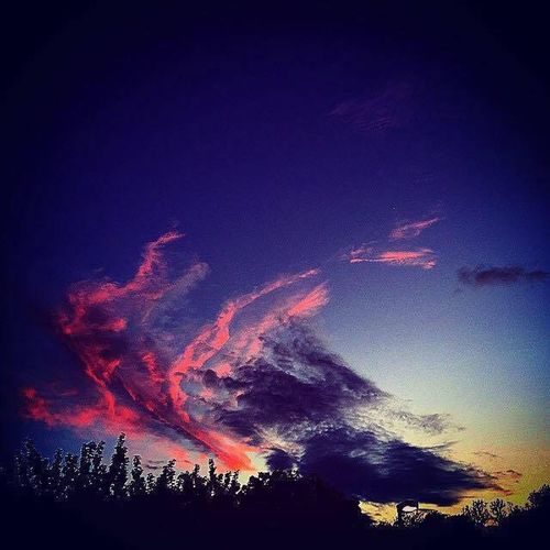 Last night was a beautiful night EyeEm Best Shots Sunset ATouristInMyOwnCity TheSidewalksOfTheCity ScenesFromTheStreet
