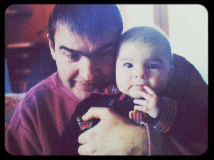 mon papa cheri!