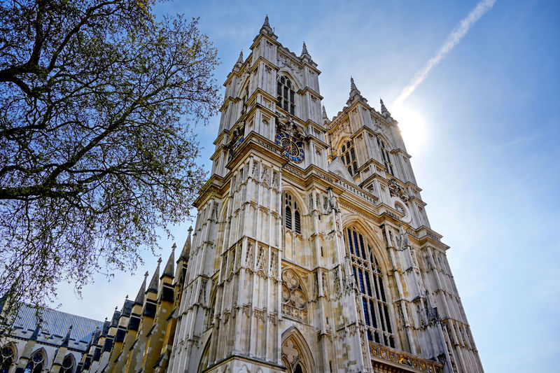 London United Kingdom Uk Westminster Abbey Europe History Famous Britain KINGDOM Westminster English Urban Culture City Of Westminster Exterior Building City Façade British Travel Religion Abbey Landmark Cathedral Gothic Architecture Church England