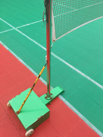 Net - Sports Equipment Court Sport Tennis Close-up Playing Field No People Empty Dividing Line Competition