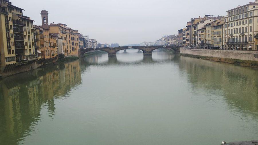 Firenze Ponte Vecchio Street Photography