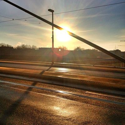 hello sunshine #morning #view #sun #is #shining #sunshine #bridge #hometown #beautiful #nature Sun Nature Sunshine Morning Beautiful View Bridge Shining Is Hometown