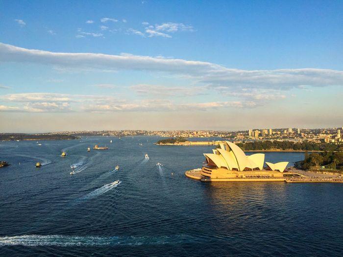 Sydney's top