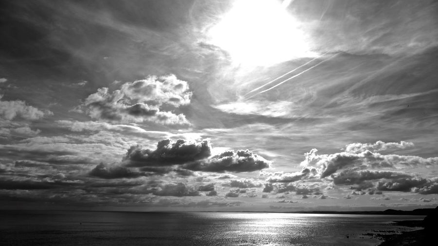 Clouds And Sky Clouds Cloudporn Water Reflections Light And Shadow Light Reflections Seascape Photography Landscapes Coastal Views Creative Light