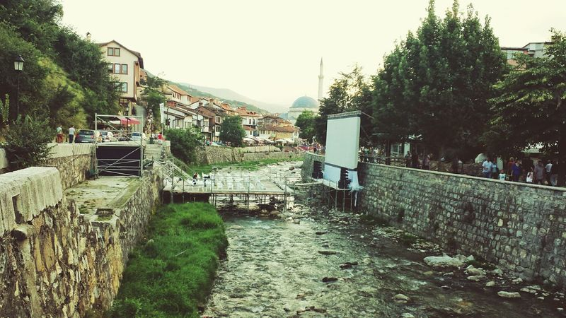 Dokufest  at Prizren Kosovo! Riverside Travel Photography Streetphotography From My Point Of View Urban Nature Watching A Movie Inovation