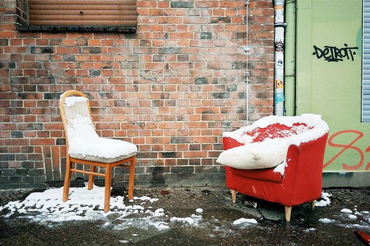 That Is Snow Berlin Snow Misplacedchairgallery Neukölln
