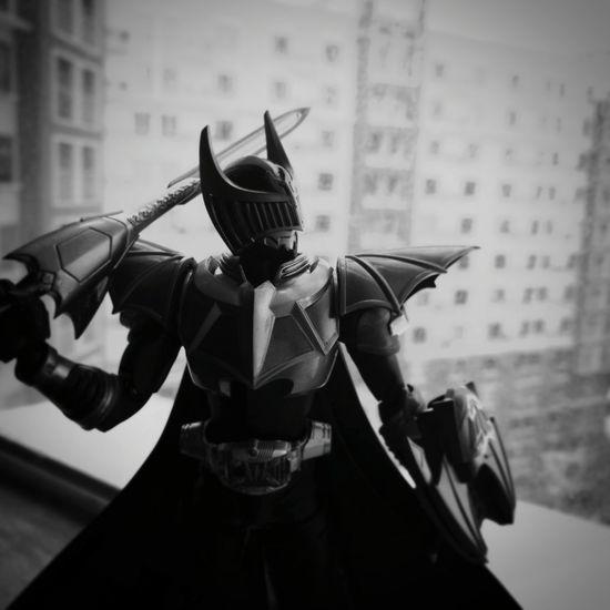 Dark Knight Toyphotography Toy Monochrome Maskedrider Dark Darkknight HuaweiP9 Leicacamera