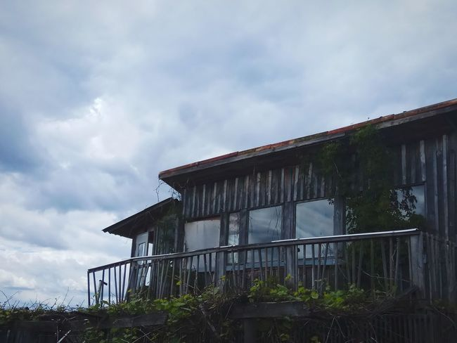 Cloud - Sky Built Structure Sky Architecture Storm Cloud Building Exterior Outdoors Factory No People Day