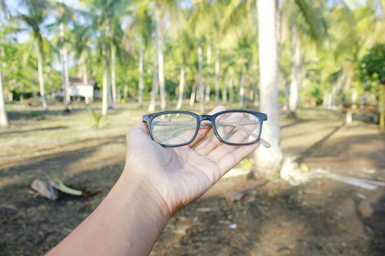 glasses Human