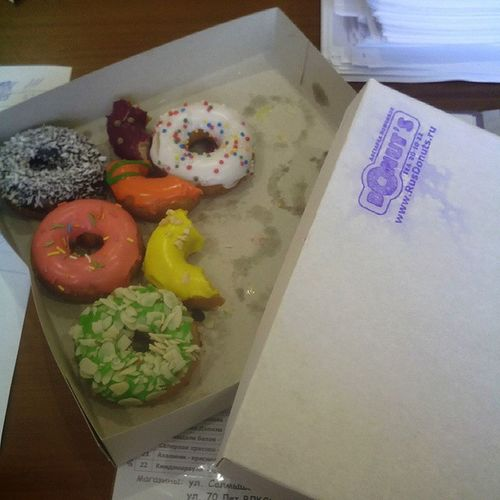 Donuts пончикиоренбург Donutsоренбург