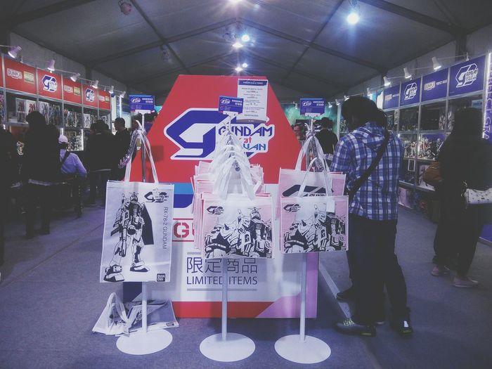 Shoping Gundamcollection Store GUNDAM DOCKS AT TAIWAN Gundam Model Gundam Factory Gundam Gundam Build Fighter Happiness Myhappiness GUNPLA EXPO Taipei City Hall Taipei City Taipei,Taiwan Technology Gundamdesign Indoors  Variation Human Representation