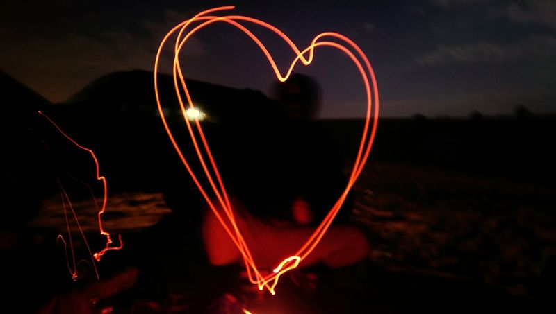 Love Art Photography Light And Shadow