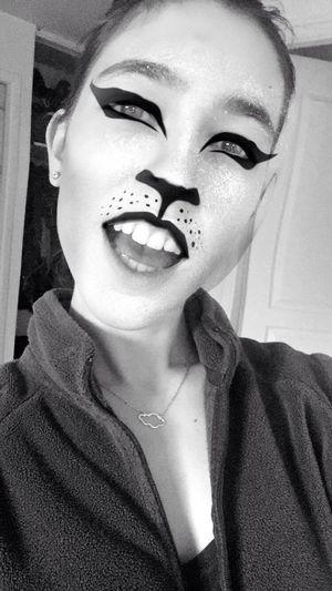Tiger 🐯 Rawr! Tiger Animal Snapchat Effect Félin