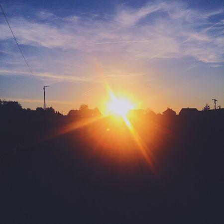 Sunset Sun Sunbeam Sunlight Nature Silhouette Sky Scenics No People Landscape Morning Beauty In Nature Cloud - Sky Tranquil Scene Outdoors Fog Likeforlike Nature Photography Likesforlikes Phuognhy Day Like4like Tranquility Dawn Rural Scene
