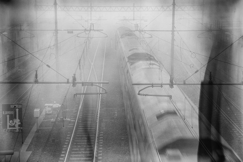 Fog EyeEm Best Shots Train Backgrounds Full Frame Textured  No People Close-up Indoors  Day Shadow Pattern Metal