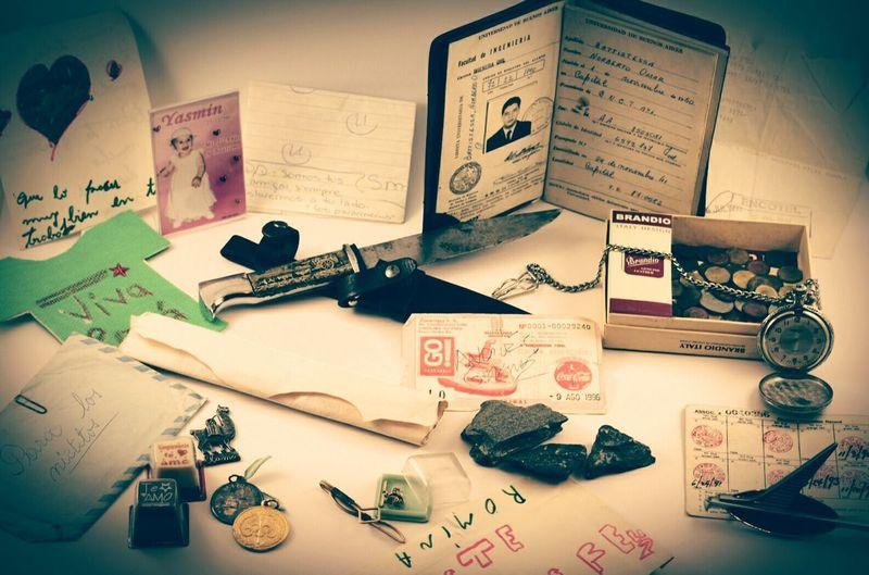 No People Vintage Memories Recuerdos Recuerdo Memory Memorial Memory Box Caja De Recuerdos cosas Things