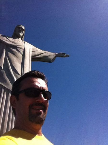 Hello World Enjoying Life Hi! That's Me Sky Brazil Braziliangirl Rio De Janeiro Life