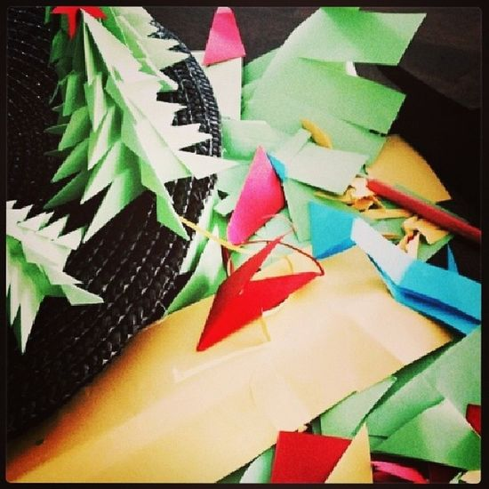 Chrismasttree Tree Chrismast Papercraft manualsketch desember artpaper art love bandung handmade