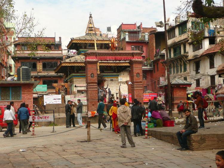 Kathmandu Kathmandu, Nepal Street Photography Hinduism