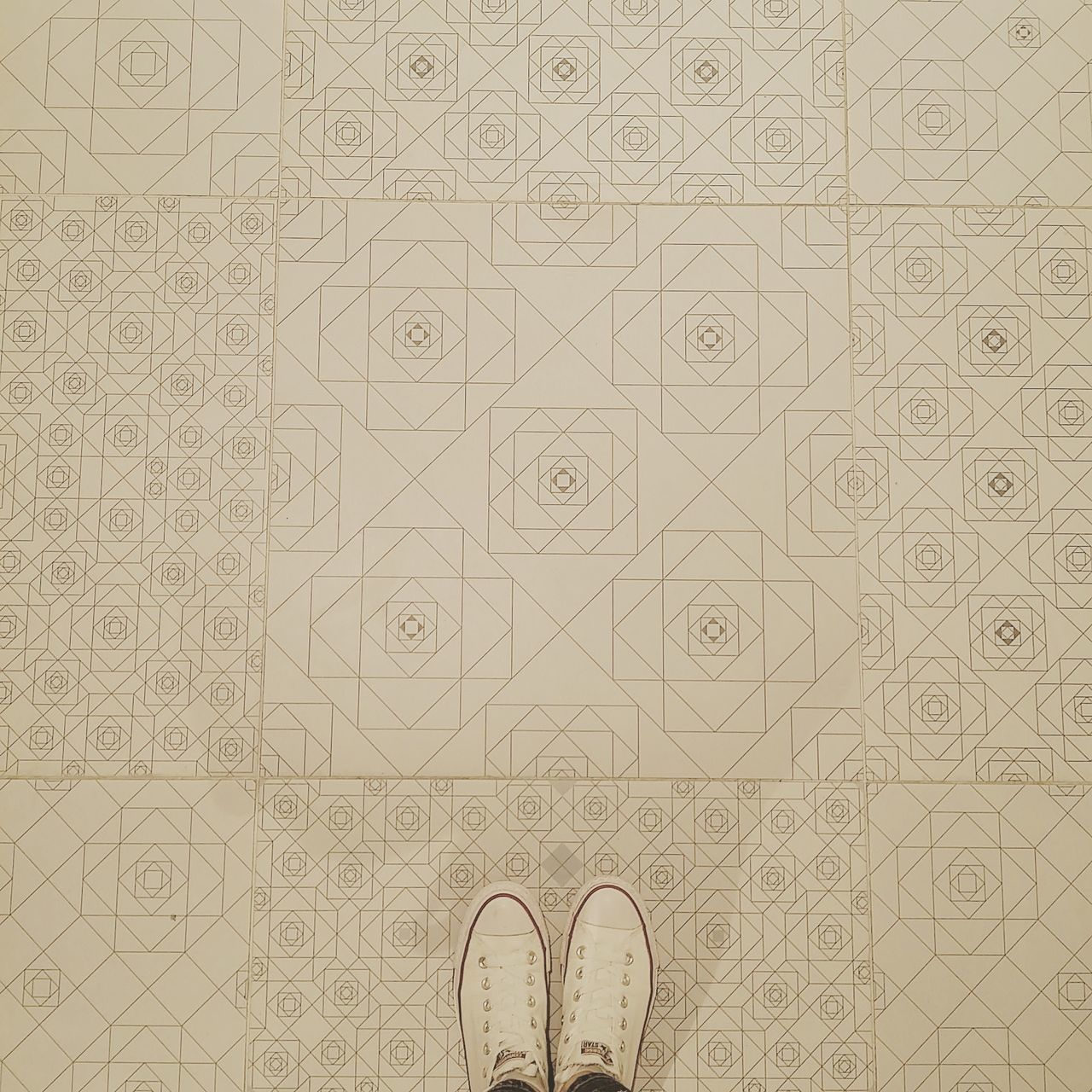 pattern, design, backgrounds, low section, real people, indoors, wallpaper, human leg, one person, day, close-up, people
