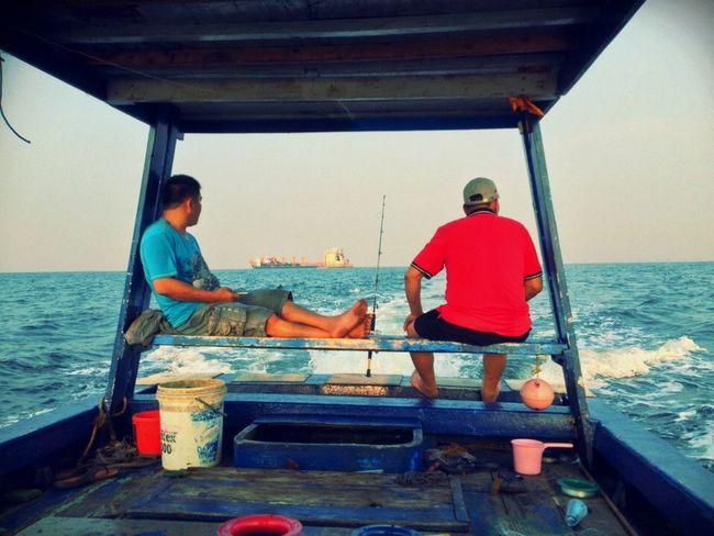 Fisherman Fisherman's Friend OnTheBoat