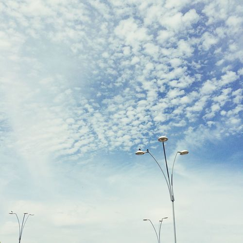 Sky And Clouds No People Day Sky Outdoors Low Angle View Nature Beauty In Nature