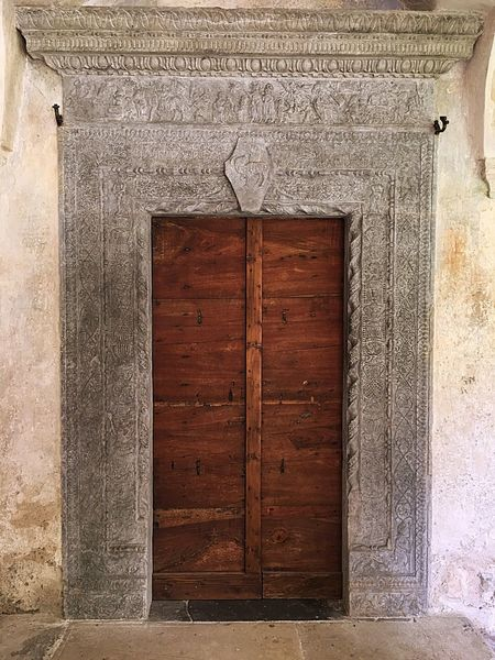 Italy🇮🇹 Collection Of Doors Architecture_collection No People Old But Awesome Gargano EyeEm Best Edits Street Photography Architectural Detail Taking You On My Journey 😎 Wonderful Buildings Travel Photography Fine Art Photography Special👌shot Monestry