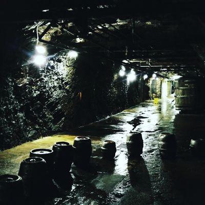 Beer Cavern Cave Underground