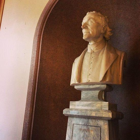 """""""Don Gaetano Chierici, il signore che si è inventato i #museicivici di #reggioemilia"""" #reggionarra"""