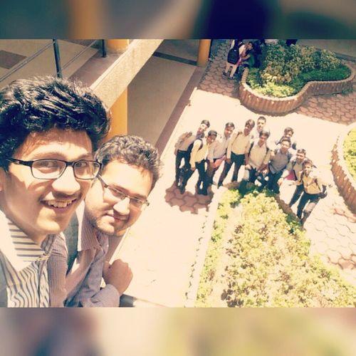 TBT  College Externals Waiting groupfie apniGang apniPaltan bhailog