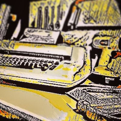 """""""Working that creative side tonight."""" Typewriter Typography TypeWriters Typewritter Typewriting Typework Typewriterporn Typewrite Typewriterseries Geometric Design ArtInMyLife Abstract Art Geometric Art Abstractporn Artphotography Abstractlovers Abstract Photography Abstracto ArtWork Abstract Art Photography Abstraction Abstractart Artistic Expression Abstract_buff"""