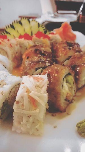 Foodporn Sushi