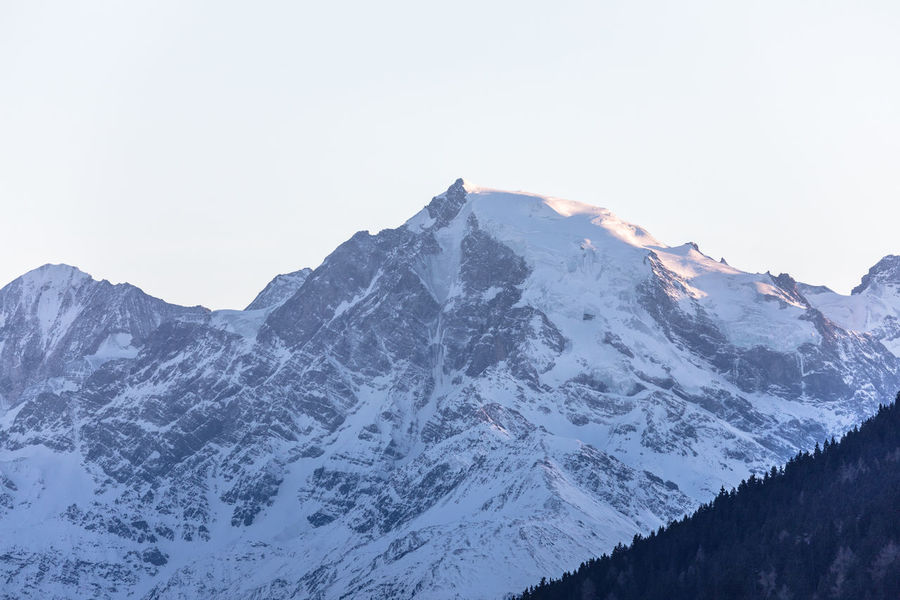 Beauty In Nature Cold Temperature Day European Alps Extreme Terrain Glacier Ice Landscape Mountain Mountain Peak Mountain Range Mountain Ridge Nature No People Outdoors Scenics Sky Snow Snowcapped Mountain Taking Photos Tranquil Scene Tranquility Travel Destinations Vacations Winter