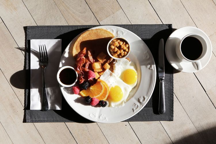 Food And Drink Backgrounds Food And Drink Coffee Cup Breakfast Indoors  No People Coffee - Drink Freshness High Angle View Table Food Drink Day Close-up Ready-to-eat