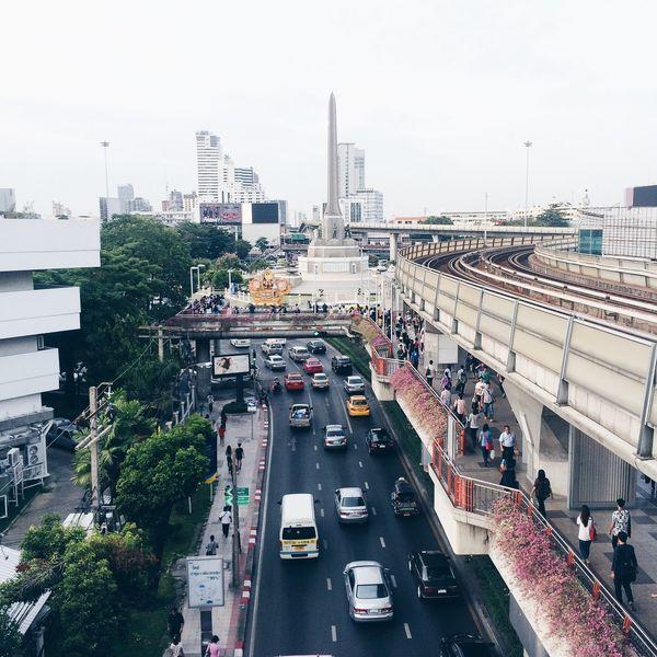 Hello!! Bangkok City Subway Commuting Relaxing Good Morning That's Me Alone Enjoying Life Good Times Hello World Holiday