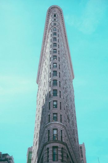 Iconic Flatiron Flatiron Building New York VSCO