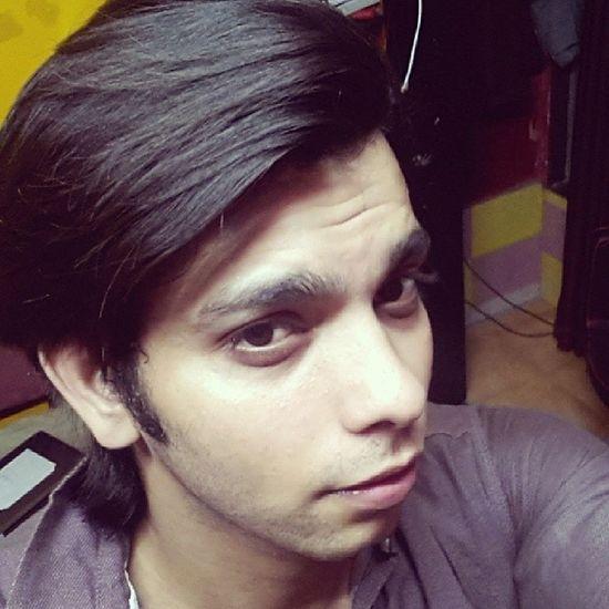 Got a new hair done Selfie Longhairs Straight Feelinggood NewLook Mumbai Me