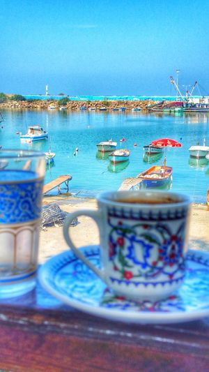 Bir Kahvenin Kırk Yıl Hatri Vardir Nautical Vessel Transportation Water Boat Mode Of Transport Blue Marina Group Of Objects Day